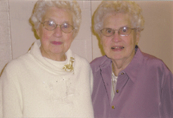 Sisters Benefit Lipscomb through Gift Annuities